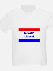 Nevada Liberal Kids T-Shirt