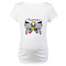 Awareness Butterfly Autism Shirt