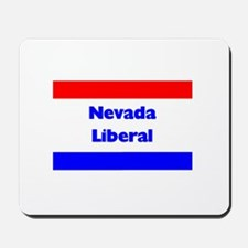 Nevada Liberal Mousepad