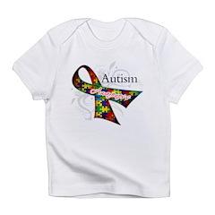 Autism Awareness Ribbon Infant T-Shirt