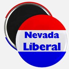 Nevada Liberal Magnet