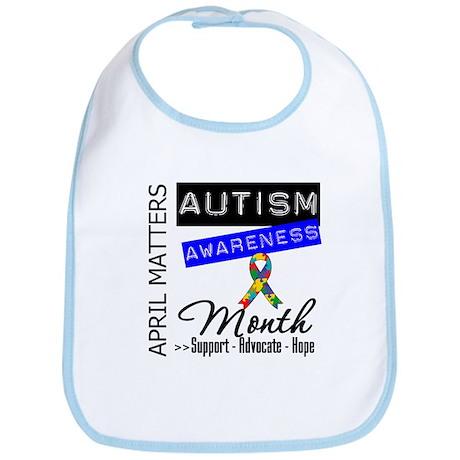 Autism April Matters Bib