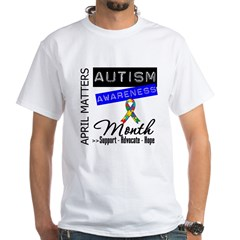 Autism April Matters Shirt