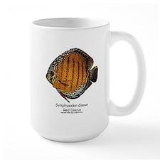 Symphysodon discus Mug