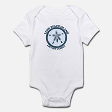 Long Beach Island NJ - Sand Dollar Design Infant B