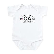 Woodside Infant Bodysuit