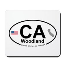 Woodland Mousepad