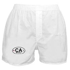 Windsor Boxer Shorts