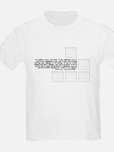 hackerpoem T-Shirt