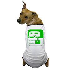 Cute 5th wheel Dog T-Shirt