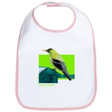 """""""Yellow Bird"""" Bib"""