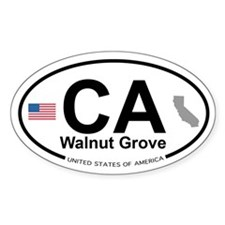 Walnut Grove Decal