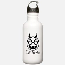 Evil Genius Water Bottle