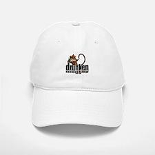 Drunken Monkey Baseball Baseball Cap
