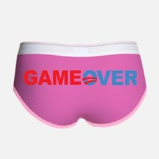 Anti Obama Game Over Women's Boy Brief