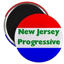 New Jersey Progressive Magnet