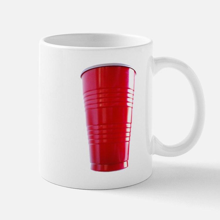 Cute Red cup Mug