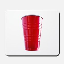 Red Cup Mousepad