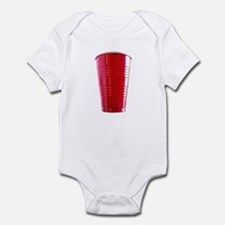 Red Cup Infant Bodysuit