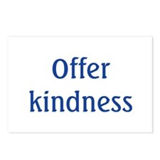 Kindness Postcards (Package of 8)