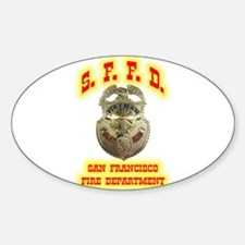 S.F.F.D. Decal