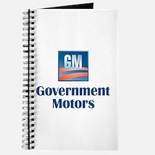Government Motors Detroit Journal