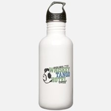 Aviation Whiskey Tango Hotel Water Bottle