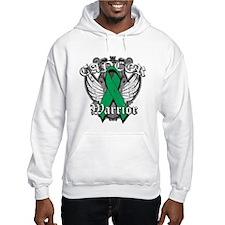 Liver Cancer Warrior Hoodie
