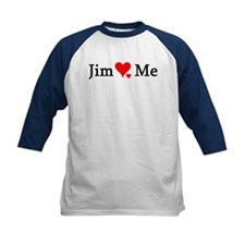 Jim Loves Me Tee