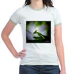Praying Mantis Jr. Ringer T-Shirt