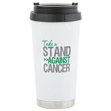 Take a Stand - Liver Cancer Travel Mug