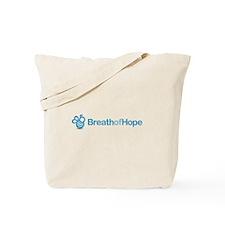 2010 Breath of Hope Logo Tote Bag