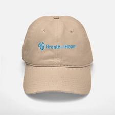 2010 Breath of Hope Logo Baseball Baseball Cap