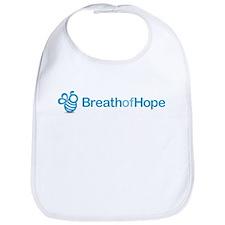 2010 Breath of Hope Logo Bib