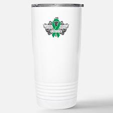 Survivor - Liver Cancer Thermos Mug