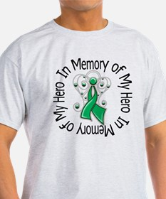 In Memory Hero - Liver Cancer T-Shirt