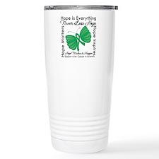 Hope is Everything Liver Canc Travel Mug