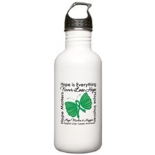 Hope is Everything Liver Canc Water Bottle