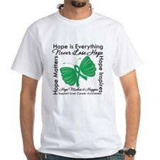 Hope is Everything Liver Canc Shirt