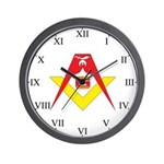 Shriners Wall Clock in S&C