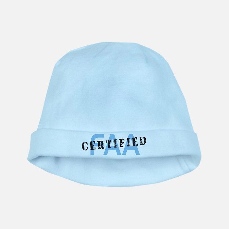 Aviation FAA Certified baby hat