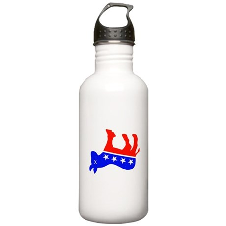 Dead Democrat Stainless Water Bottle 1.0L