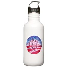 Obama Covered by Republicans Water Bottle