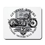 Bikers Mousepad