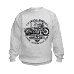 Bikers Kids Sweatshirt