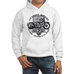 Bikers Hooded Sweatshirt