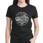 Bikers Women's Dark T-Shirt