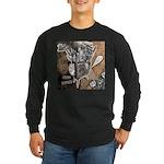 Chaos Rise Up T-Shirt Long Sleeve Dark T-Shirt