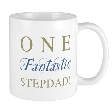One Fantastic Stepdad Mug