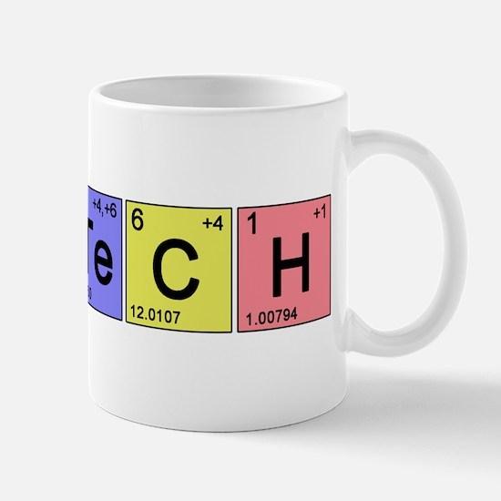 LaB TeCH Color Mug